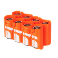 Storacell CR123 8 Cell Battery Holder